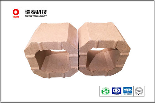 Magnesia Zircon Brick for Glass Furnace